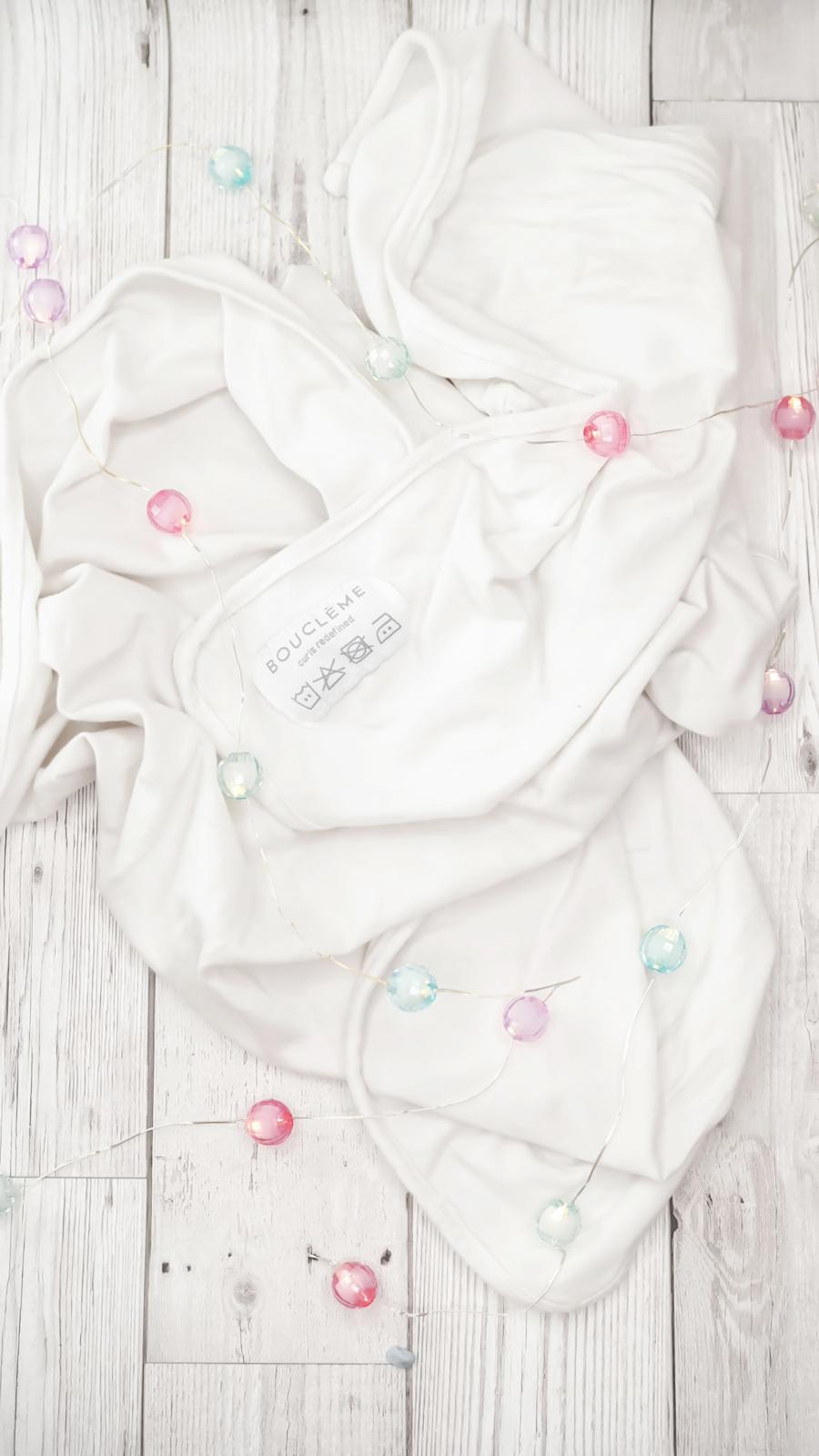 Boucléme Cotton Towel Curly Girl Method