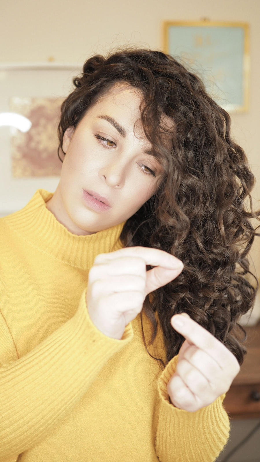 how to test your hair porosity