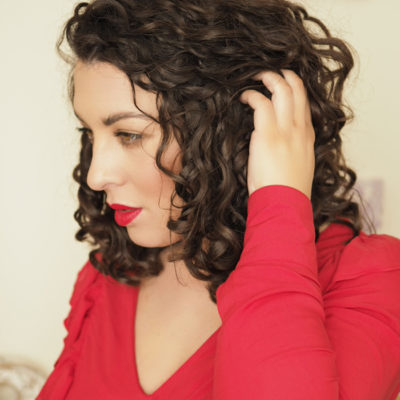 curly hair big chop curly cut ireland