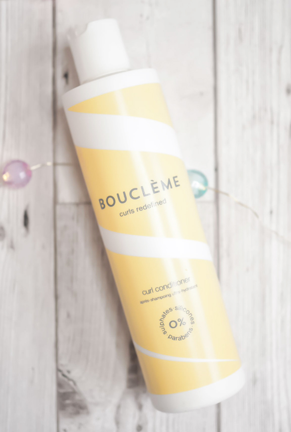 Boucleme Curl Conditioner Review