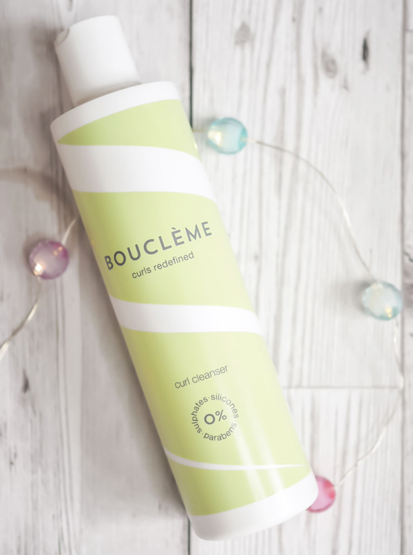 Boucleme Curl Cleanser Review