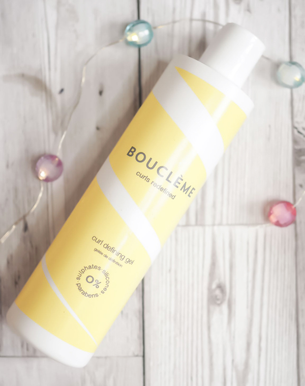 Boucleme Curl Defining Gel Review