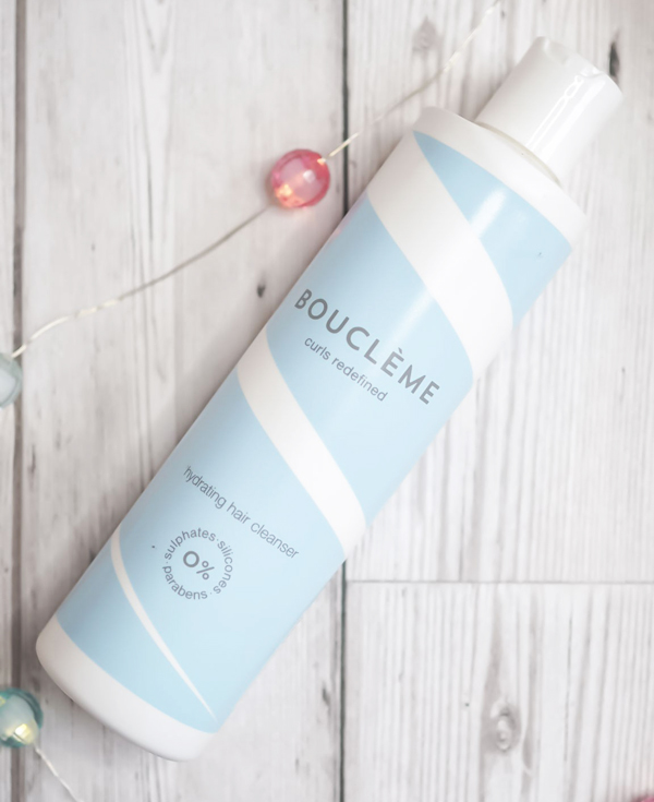 Boucleme Hydrating Hair Cleanser Review