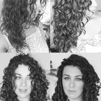 following the curly girl method one year on