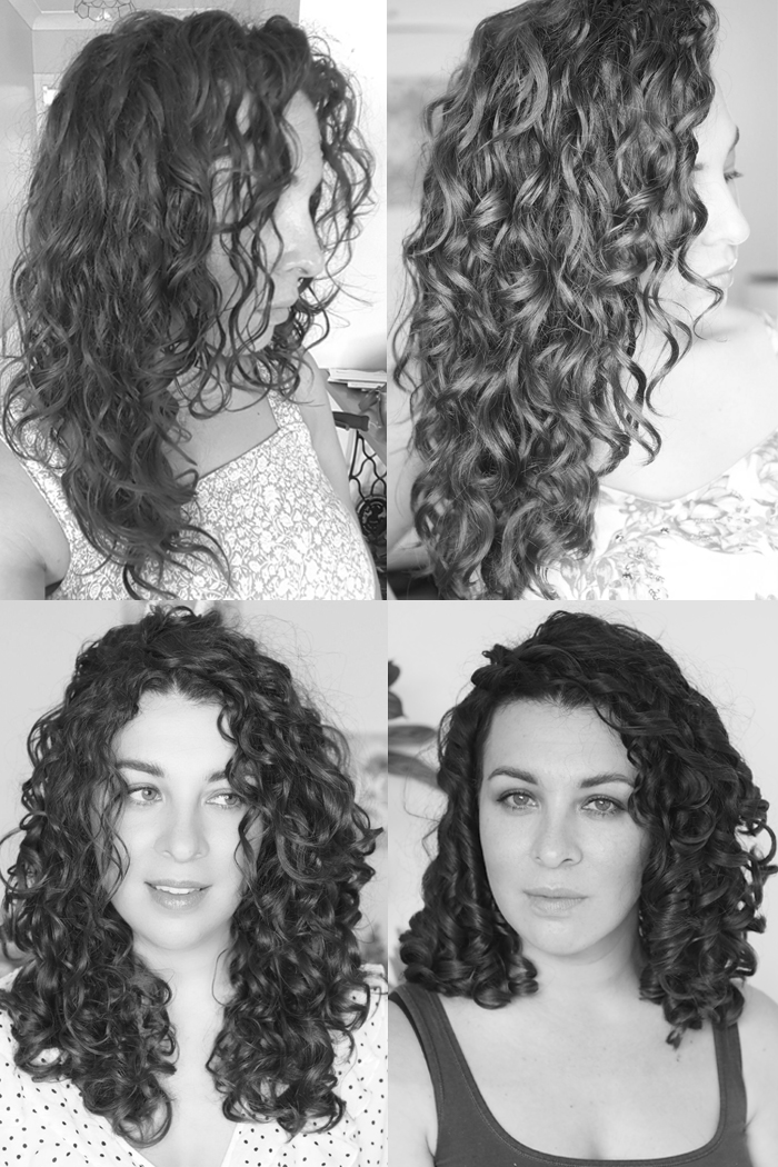 Following The Curly Girl Method One Year On Curly Cailin