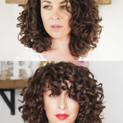DIY cut for shape and volume