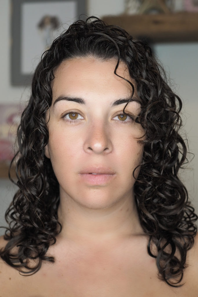 How to look after your curls when you've got anxiety and depression