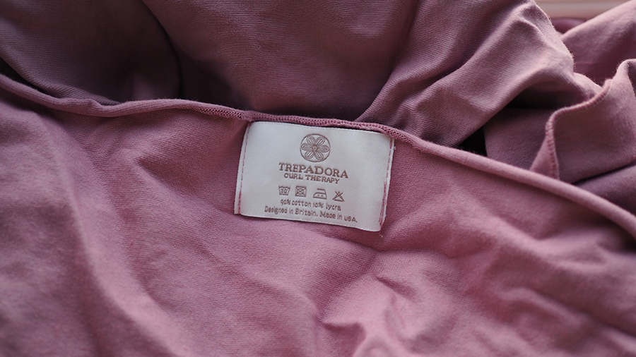 trepadora curl towel curly cailin
