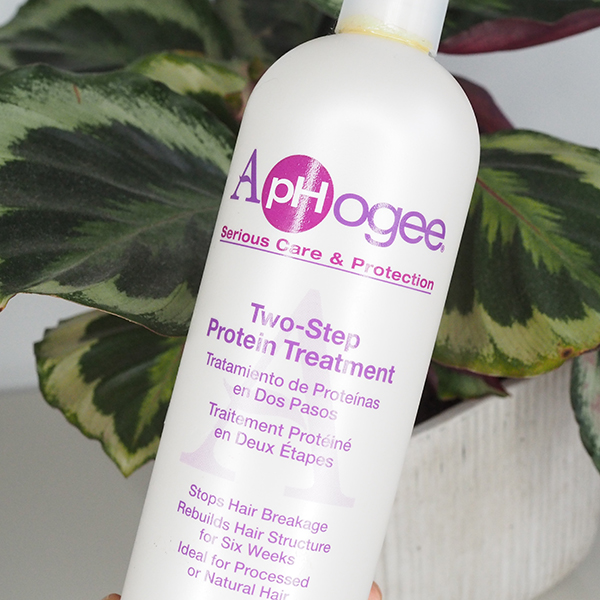 protein moisture balance aphogee two step protein treatment curly cailin
