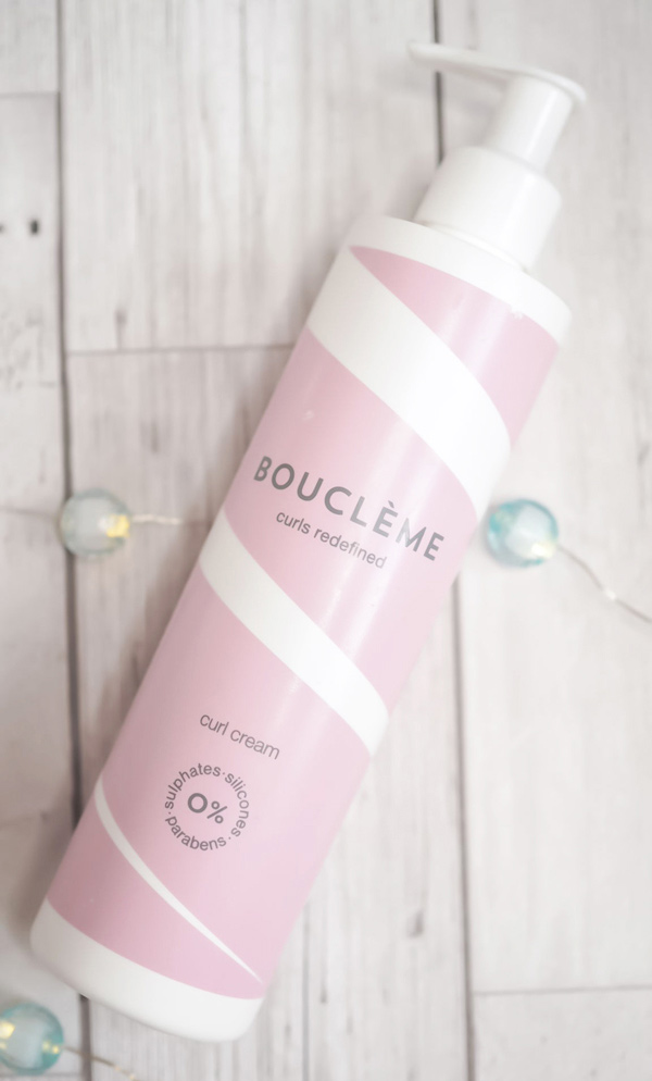 boucleme curl cream review curly cailin