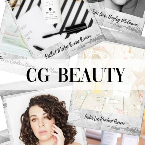 Introducing CG Beauty
