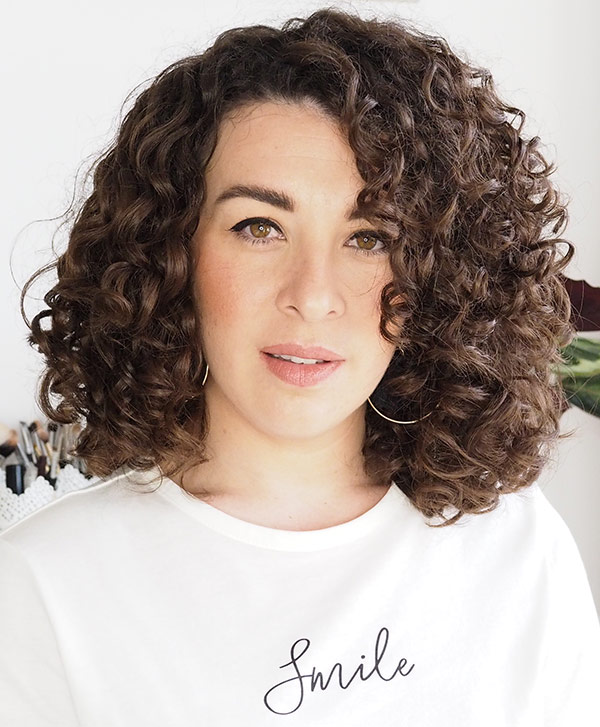 over moisturised curly hair curly cailin curly girl method