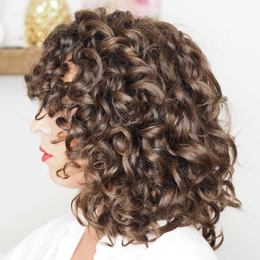 Jessicurl curly girl method