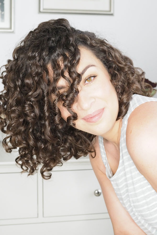 lessons I've learned from following the curly girl method