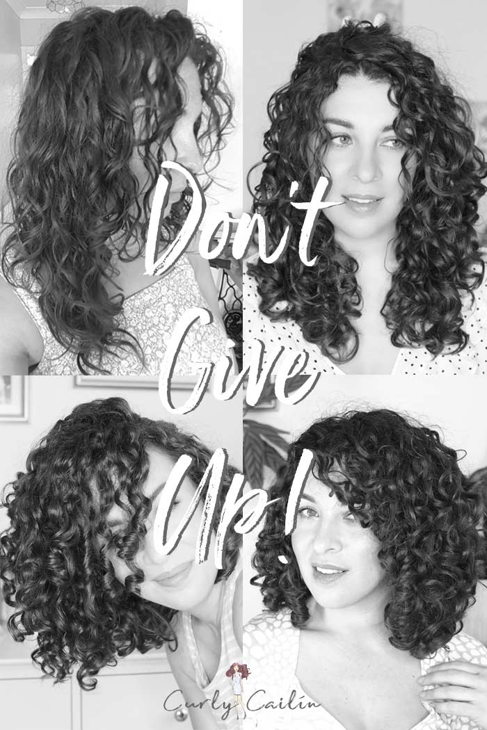 Following the Curly Girl Method | Two Years On