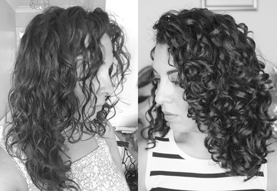 curly cailin curly girl method basics