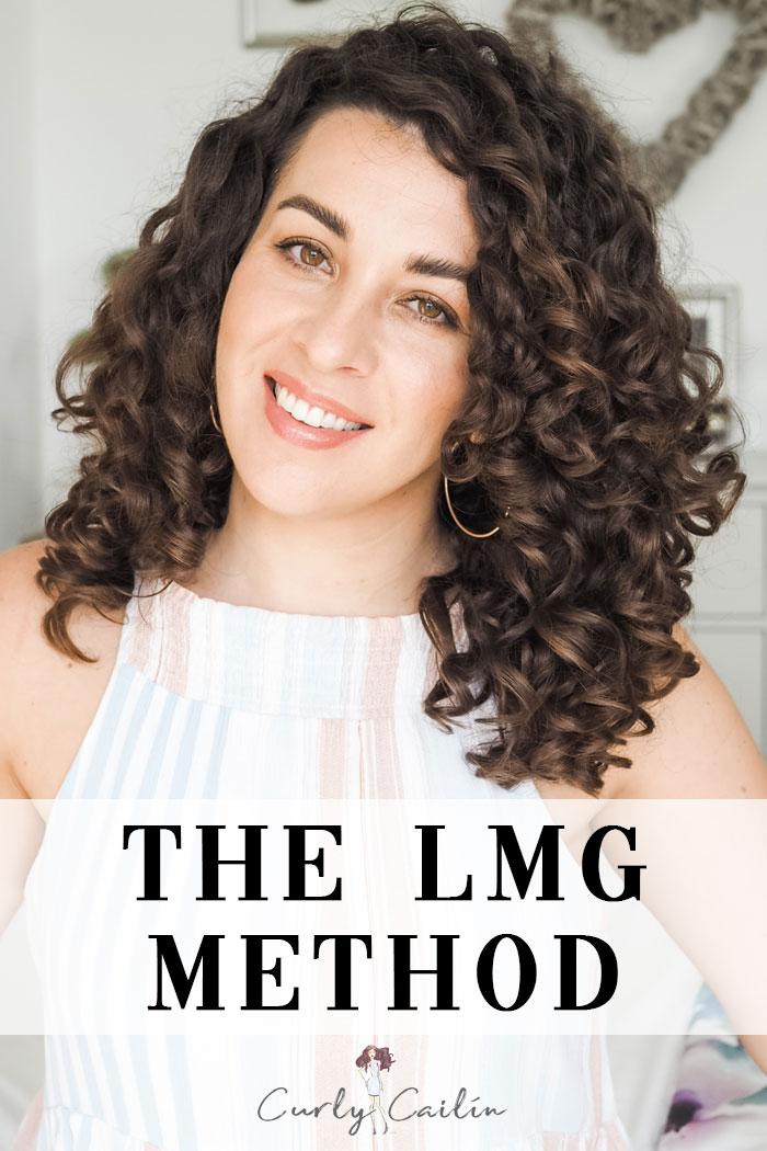 the lmg method curly cailin