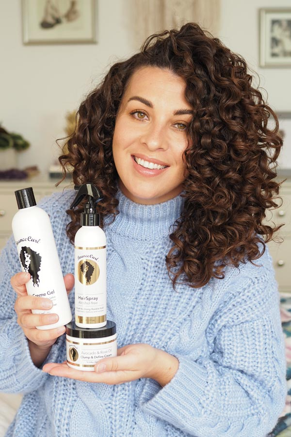 curly cailin bounce curl stylers review