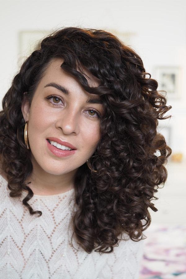 curly girl method ireland
