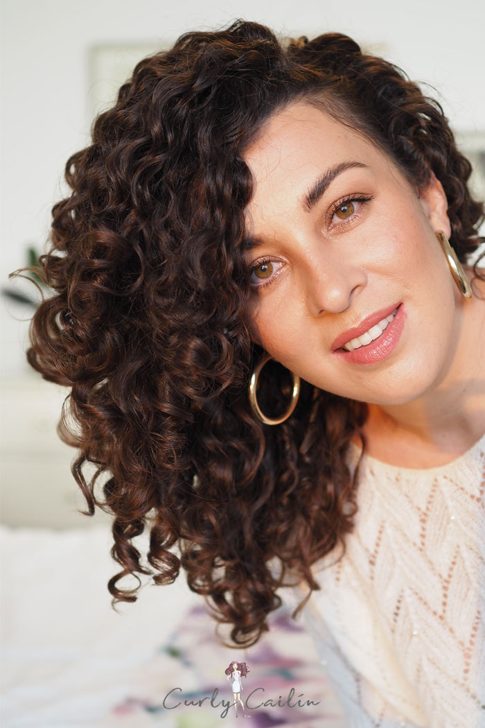 favourite curly girl products 2019