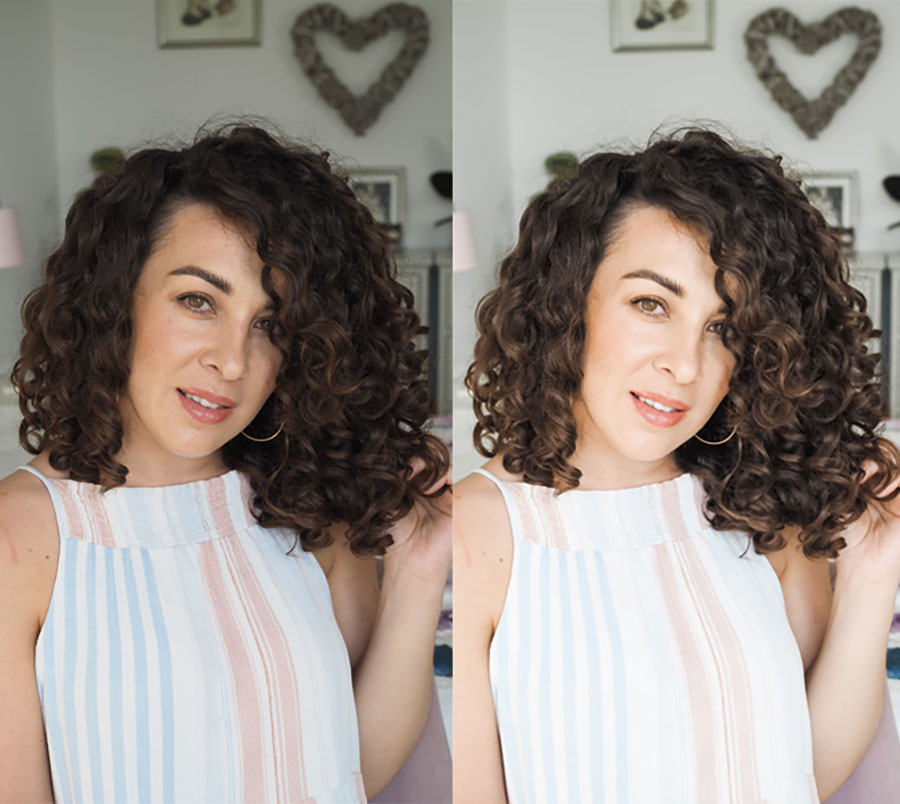 Light & Airy Photography Lightroom Preset Before & After