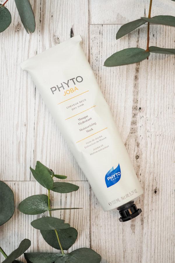 phyto joba moisturizing mask curly girl friendly deep conditioner