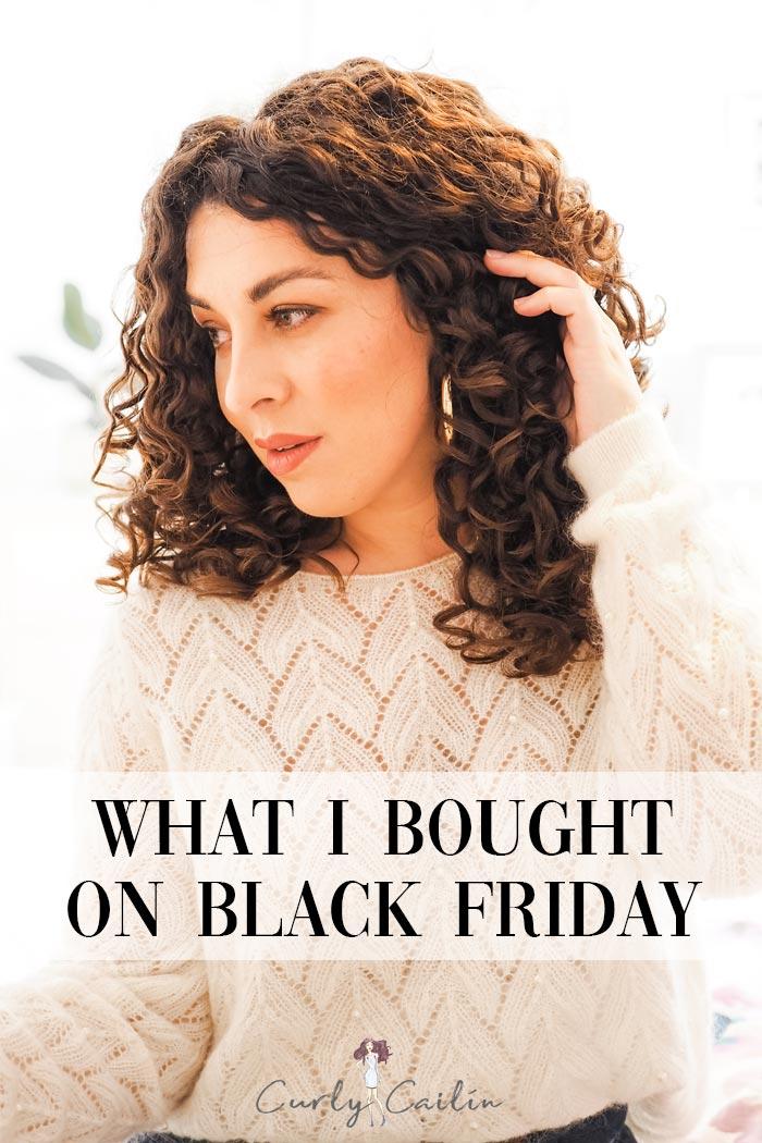 curly cailin black friday