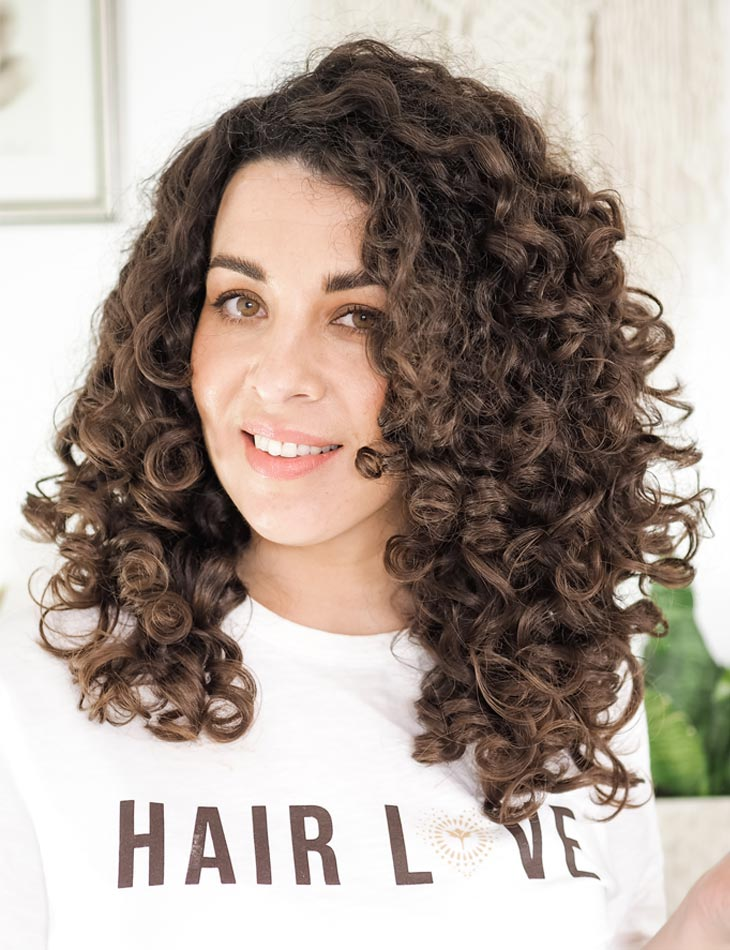 Curly Cailin Curly Girl Method Blog
