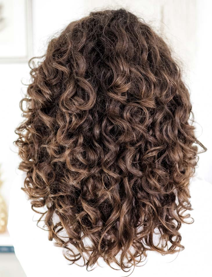 Curly Girl Method Curly Cailin Blog