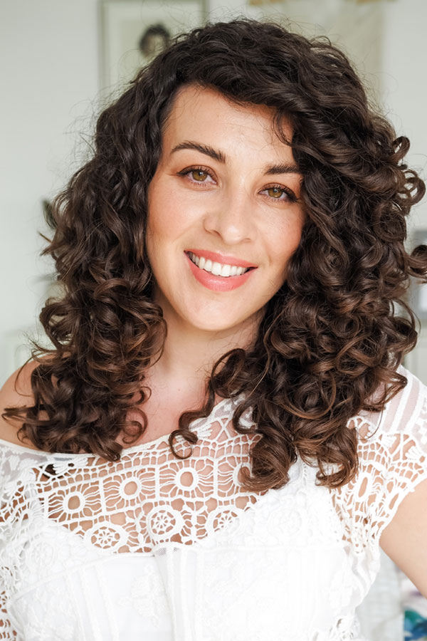 The Golden Triangle of Healthy Hair Curly Cailín