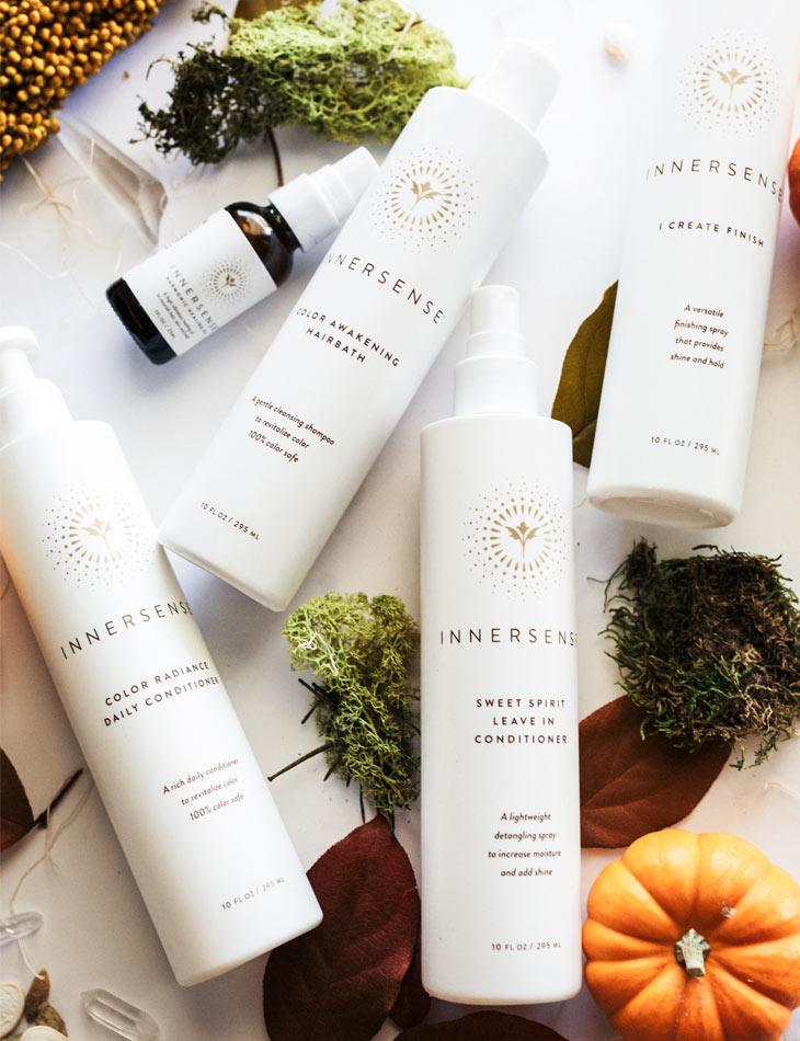 Innersense Organic Beauty The Clean Beauty Edit Colour Awakening Vegan Haircare