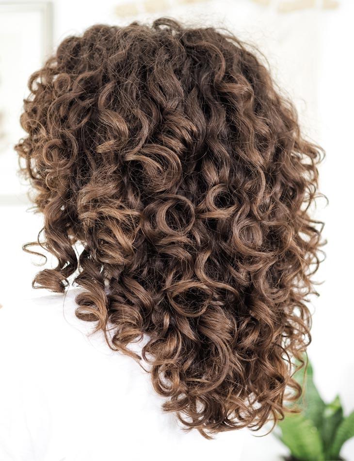 Curly Cailin I Create Volume Innersense Organic Beauty