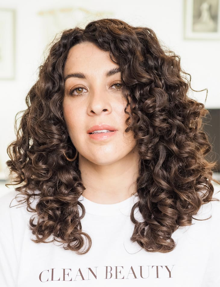 Curly Cailin Innersense Review