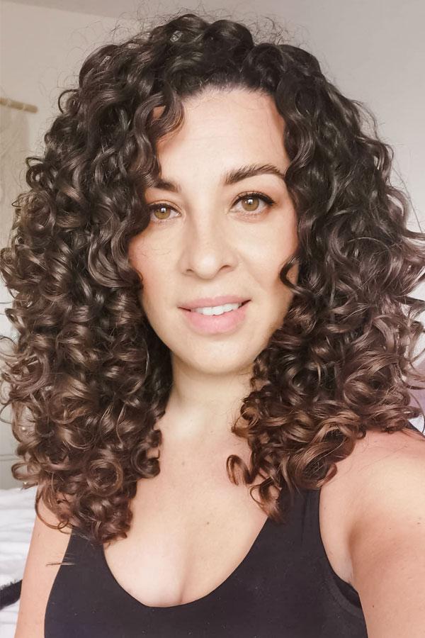 Curly Cailin Blog