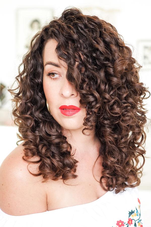 Modified Curly Girl Method