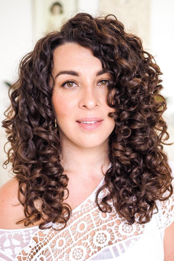 Gabriella Curly Cailin