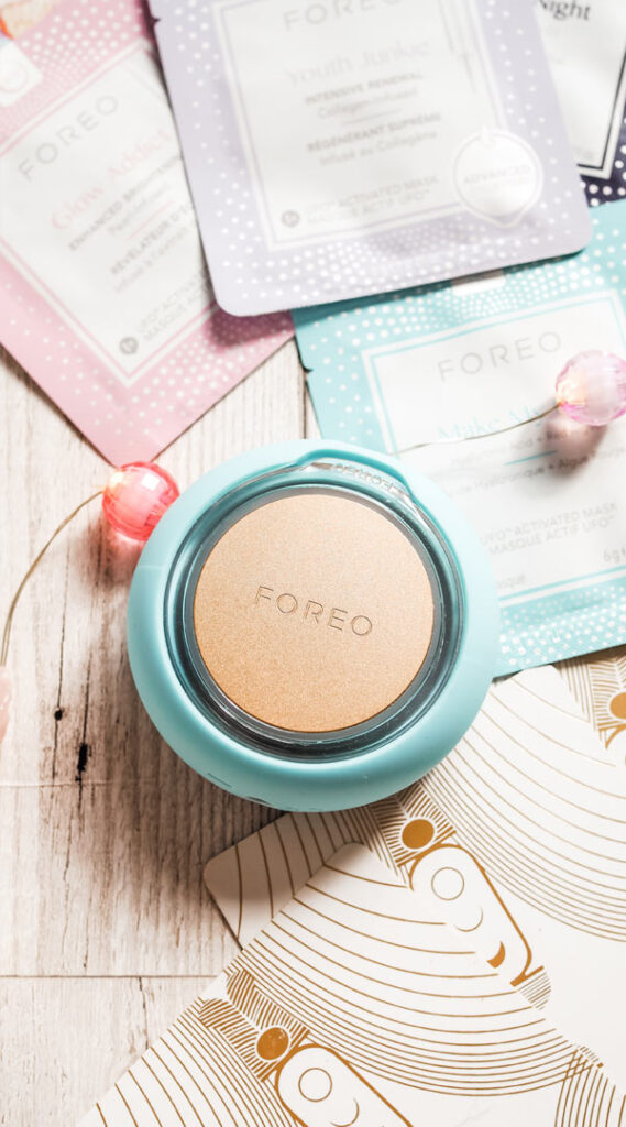 foreo ufo 2 face mask review