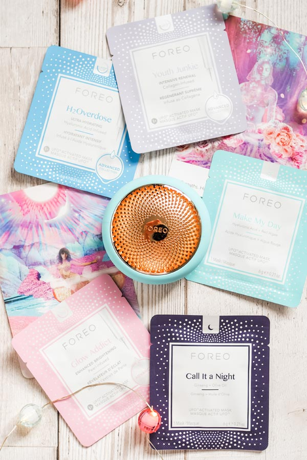 foreo ufo sheet masks