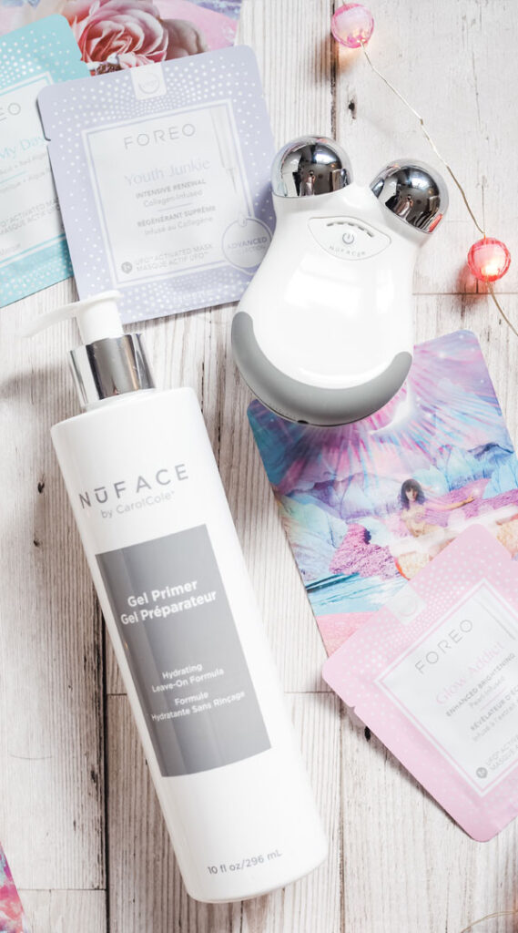 nuface mini christmas gift guide