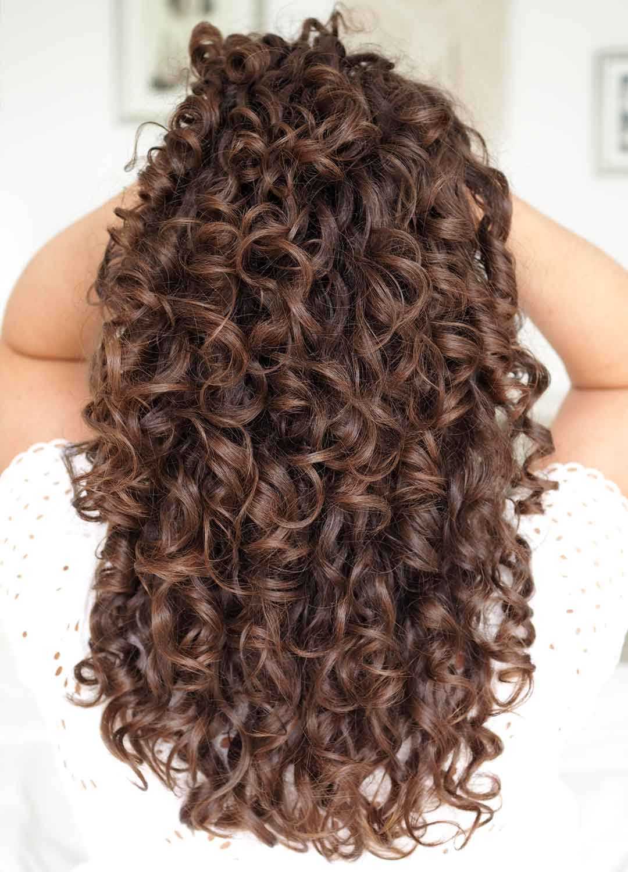 treluxe curly girl method