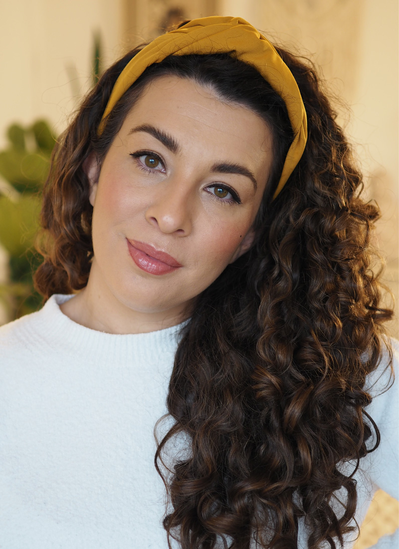 How to Build a Curly Girl Hair Routine