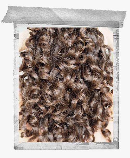 curl clumps curl maven method