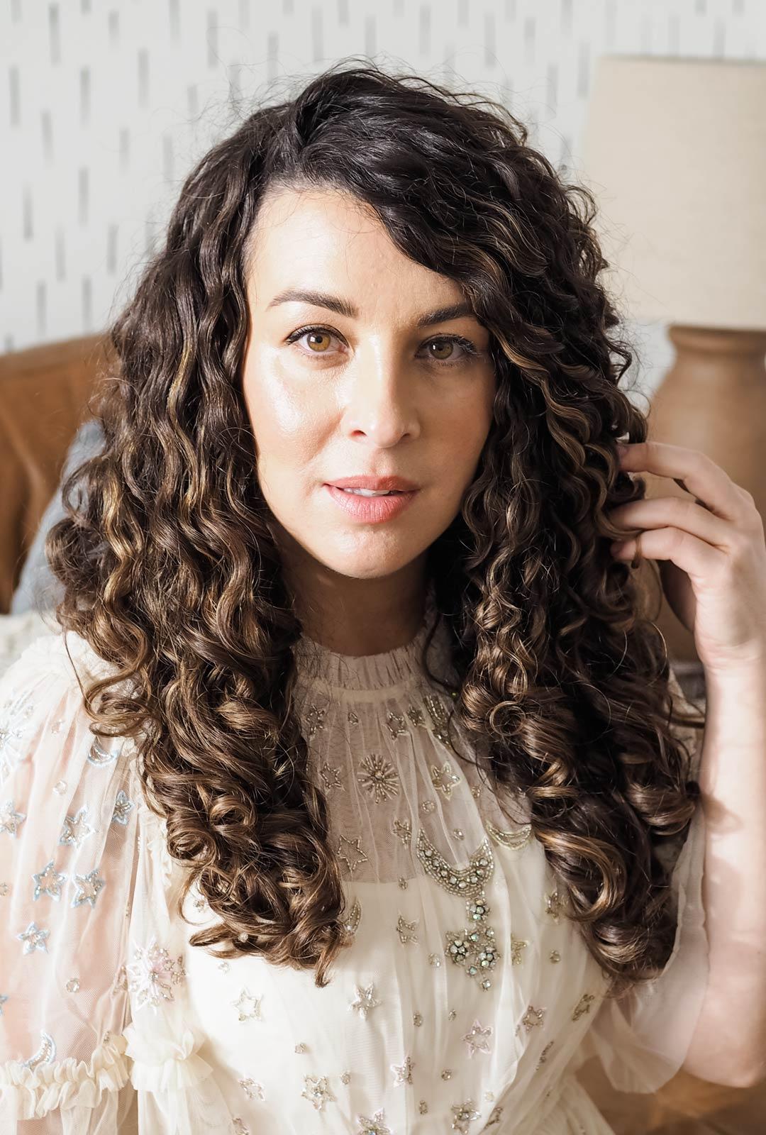 curl maven skincare