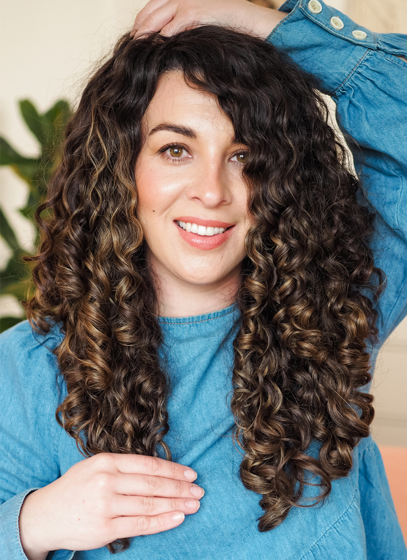 The Best Haircut for Curly Hair