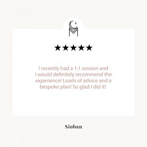Curl consultation review by sioban