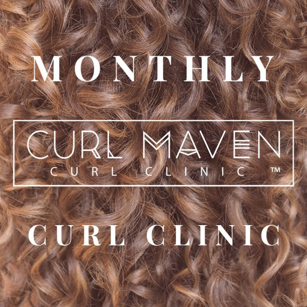 Monthly Curl Clinic
