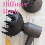 Dyson Diffuser Hack