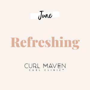Curl Maven Refreshing Curl Clinic