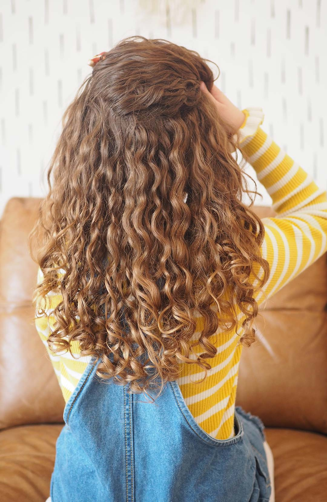 curly kids hair care products, tips and advice
