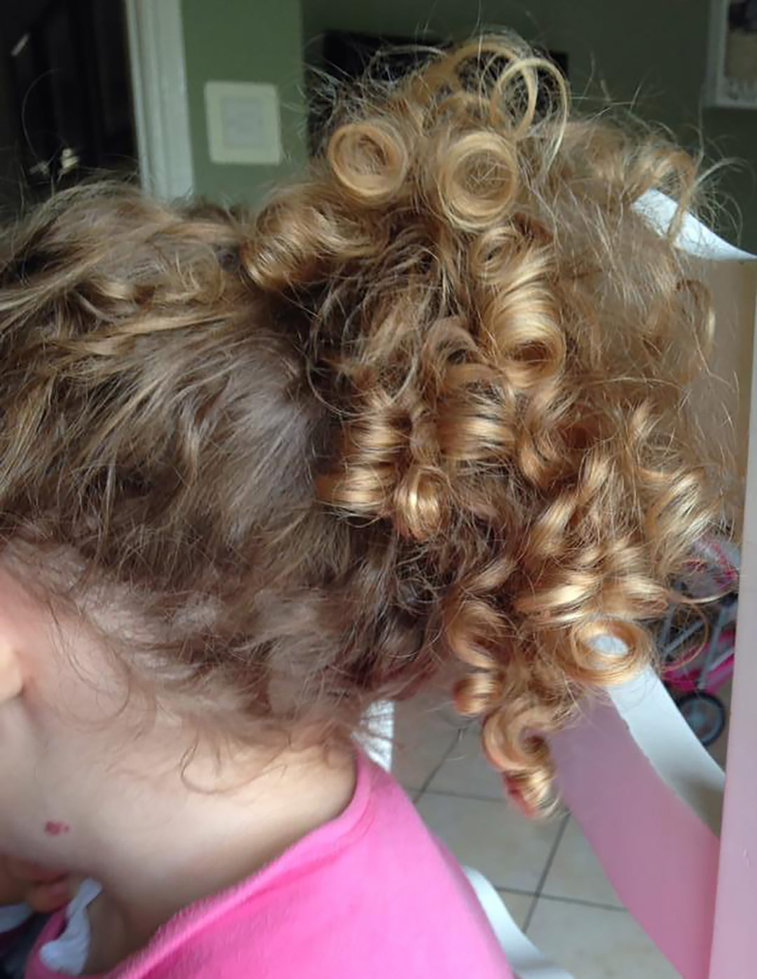 best products for curly hair toddlers